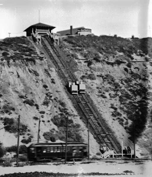 Playa Del Rey Incline